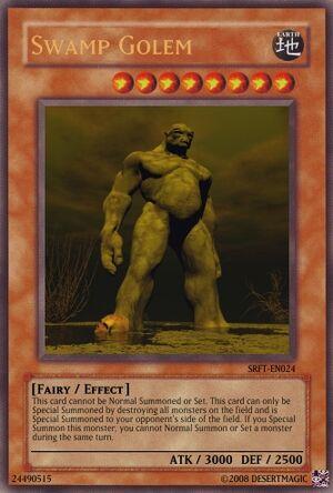 SwampGolem-DM