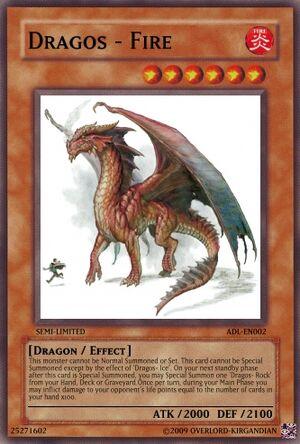 Dragos - Fire