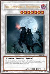 Shadowknight Horseman