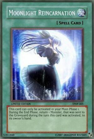 TPOP-005 Moonlight Reincarnation