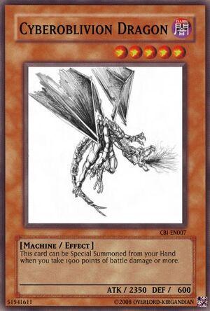 Cyberoblivion Dragon