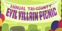 Annual Tri-Country Evil Villain Picnic