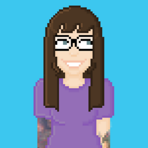 Cloe's current Twitter and YouTube avatar