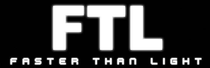 FTL Faster Than Light Logo