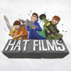 Hat Films logo.