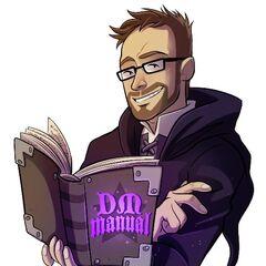 Mark's current Twitter avatar.