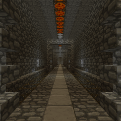 One of the many halls of Stoneholm.
