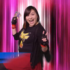 Kim of Kim's Pokémon TCG series
