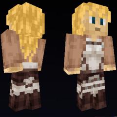 Ferazhin's Minecraft Skin