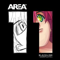 The first cover art of the completed Blackline, got replaced later.