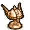 Trophy-Bronze Valkyrie Helm