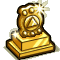 Trophy-Gold Seal of Madness