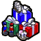 Trophy-Pile o' Presents