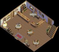 Inn Left Upgraded Front Room