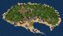 Carmine Island (Cobalt)