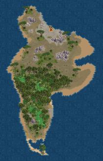 Radix Island (Viridian)
