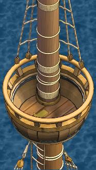Merchant brig Crow's Nest Main