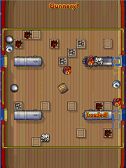 Gunnery Puzzle