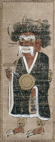 File:Oni in pilgrim's clothing.jpg