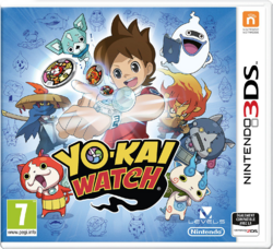 Yo-kai Watch EU cover