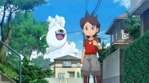 Yokai Watch Trailer - Level 5 World 2011