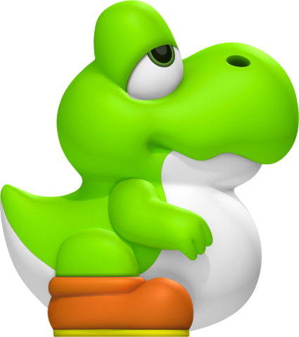 File:Lime Green Baby Yoshi.png