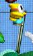 Yellow Stilt Guy