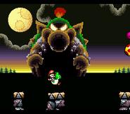 Baby Bowser Battle - Close to Yoshi - Super Mario World 2