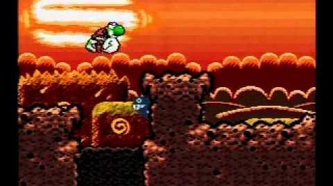 Yoshi's Island Speed Run 6-1 any%
