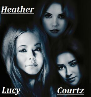 Pretty little liars girl pack xx