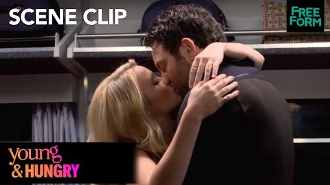 "Young & Hungry Season 5, Episode 10 Josh Tells Gabi, ""I Love You"" Freeform"