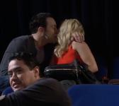 Josh & Gabi Kiss (3x04)