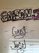 Season 5 Gabi & Josh