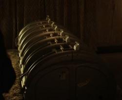 Vlad's Coffin