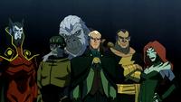 The Injustice League announces