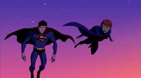 Superboy is unpleased