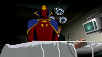 Red Tornado and the real Morrow