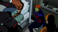 Miss Martian captured