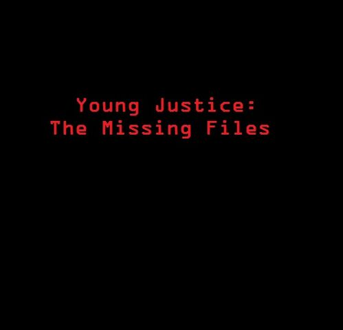File:Young Justice The Missing Files art.jpg