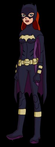 Batgirl model