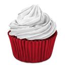 File:Red cupcake.png