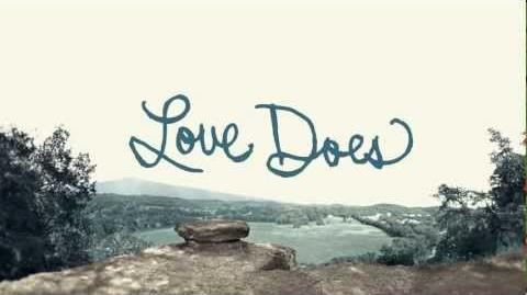 Brandon Heath - Love Does - Official Lyric Video