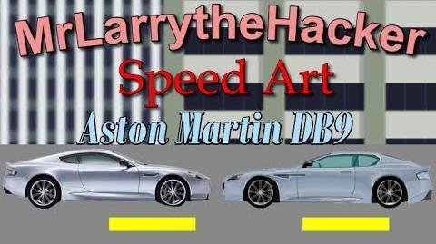 Happy Wheels Speed Drawings- Aston Martin DB9 Ep