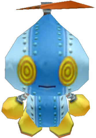 File:Omochao Sonic Heroes Game Model.png