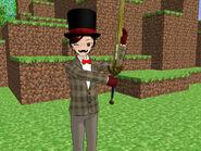 Mmd gamechap updated by rockettheracer-d5cdtv7