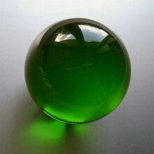 Kristallglaskugel-100-smaragdgruen