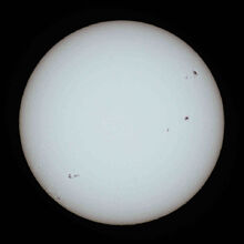 Sun white