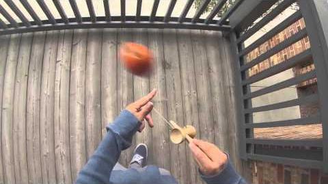 String Tricks 1 けん玉