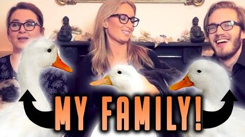 MEET MY FAMILY!