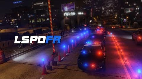 LSPDFR - Day 45 - DUI Checkpoint